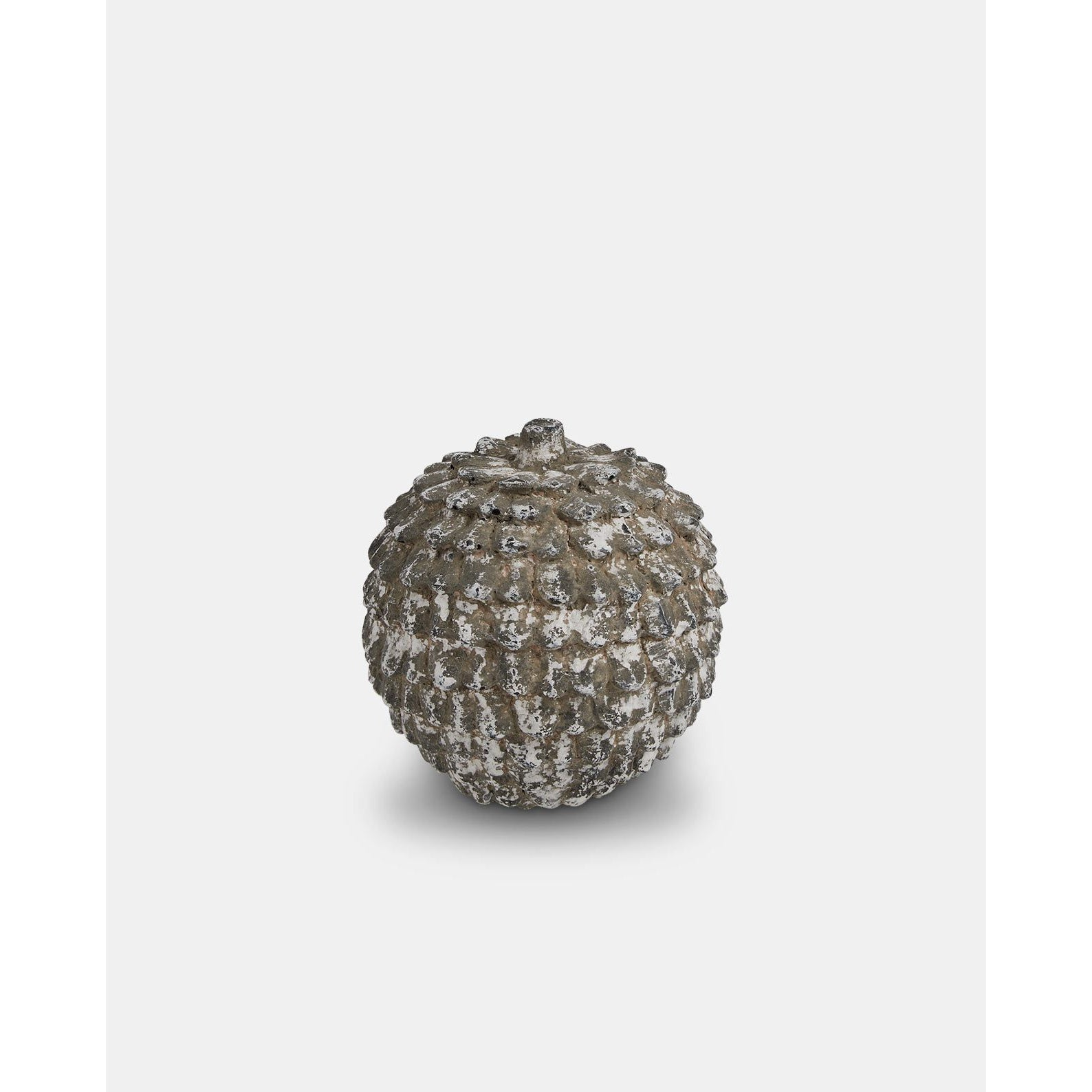 Stone Pine Cone Large