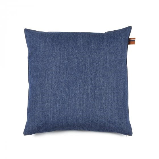 Eugene Pillow (cushion) Denim 63x63cm