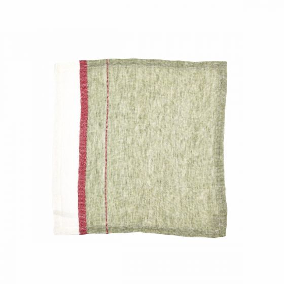 Evergreen Napkin Green 42x42
