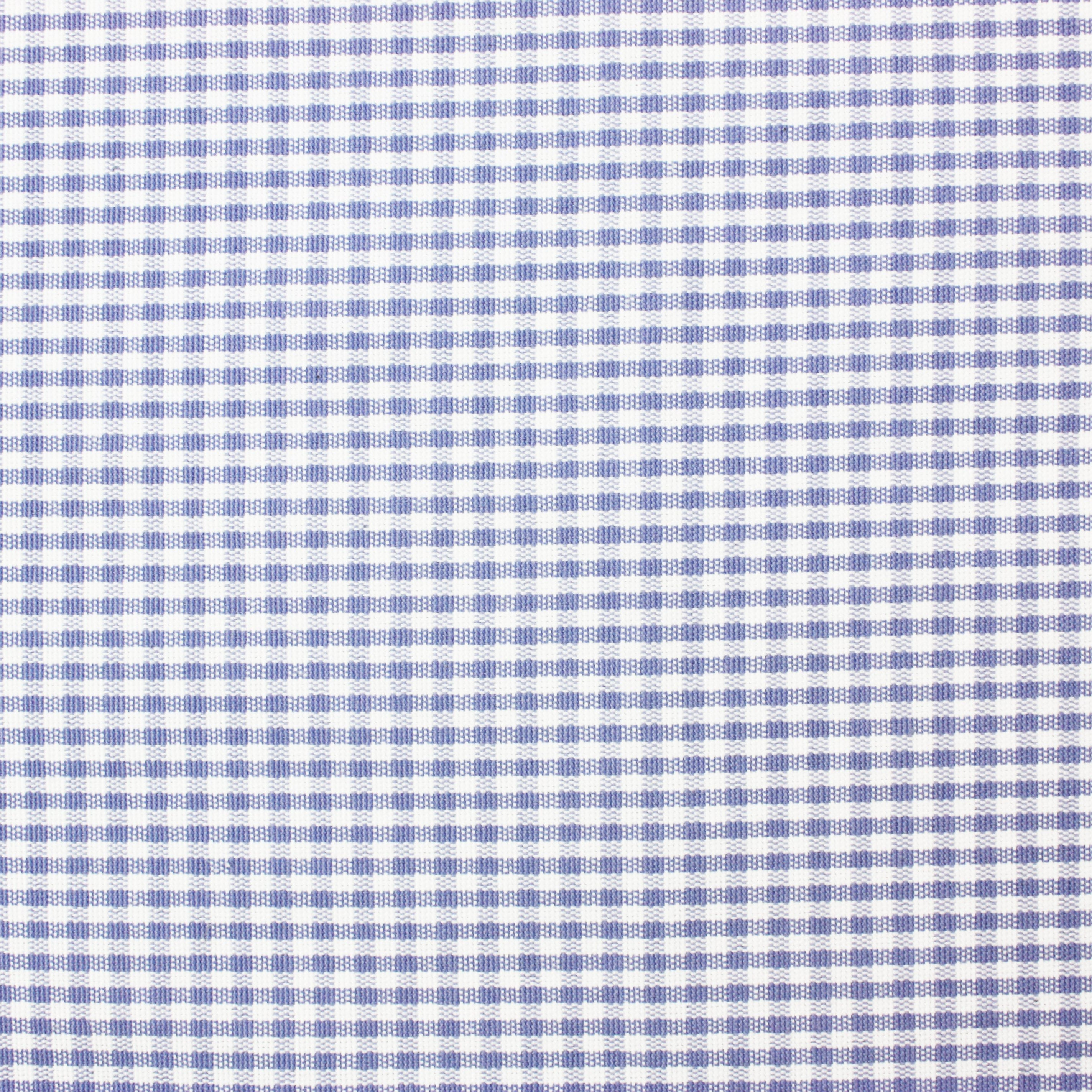 Fausta - Blue Gingham