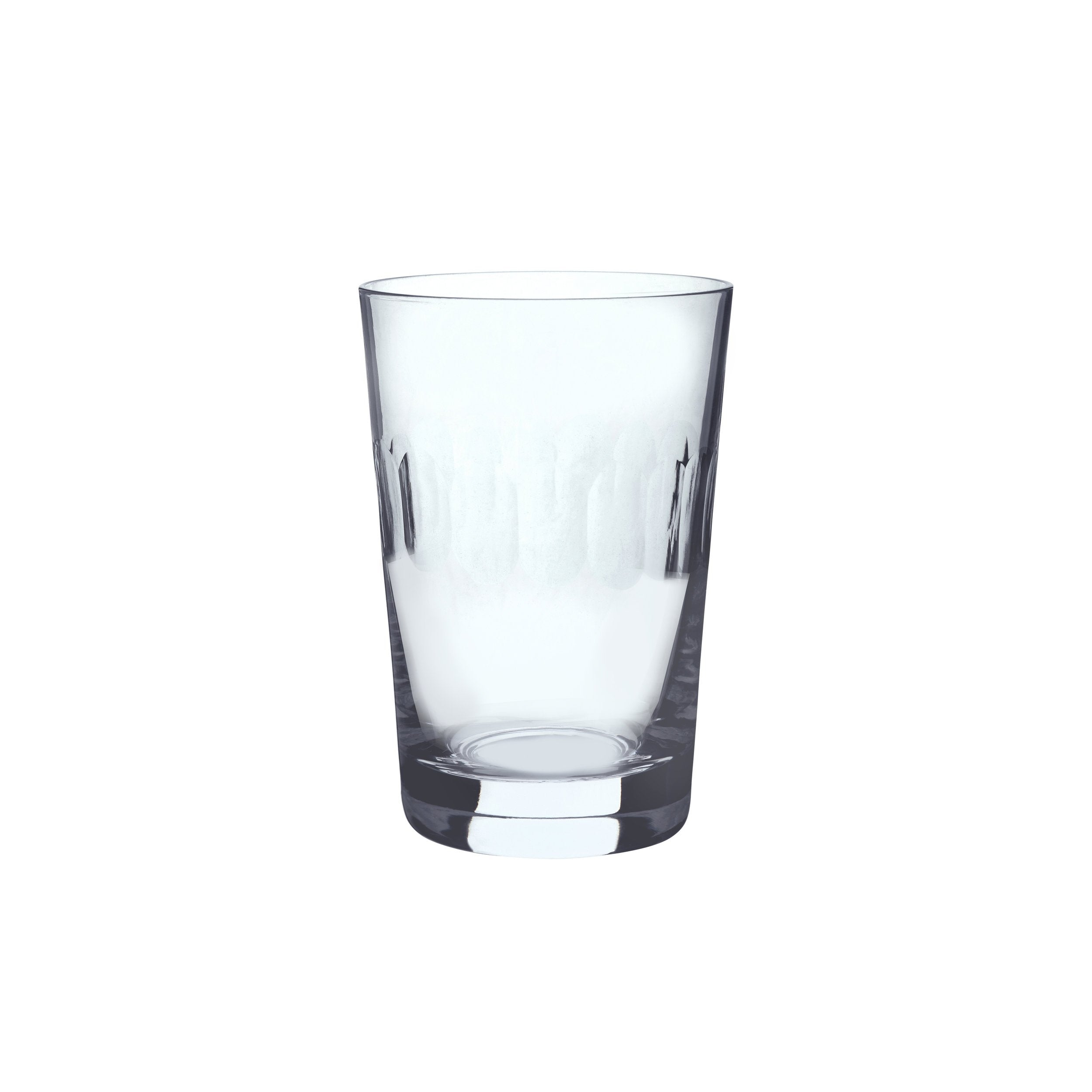 TUMBLERS WITH LENS SET OF 6
