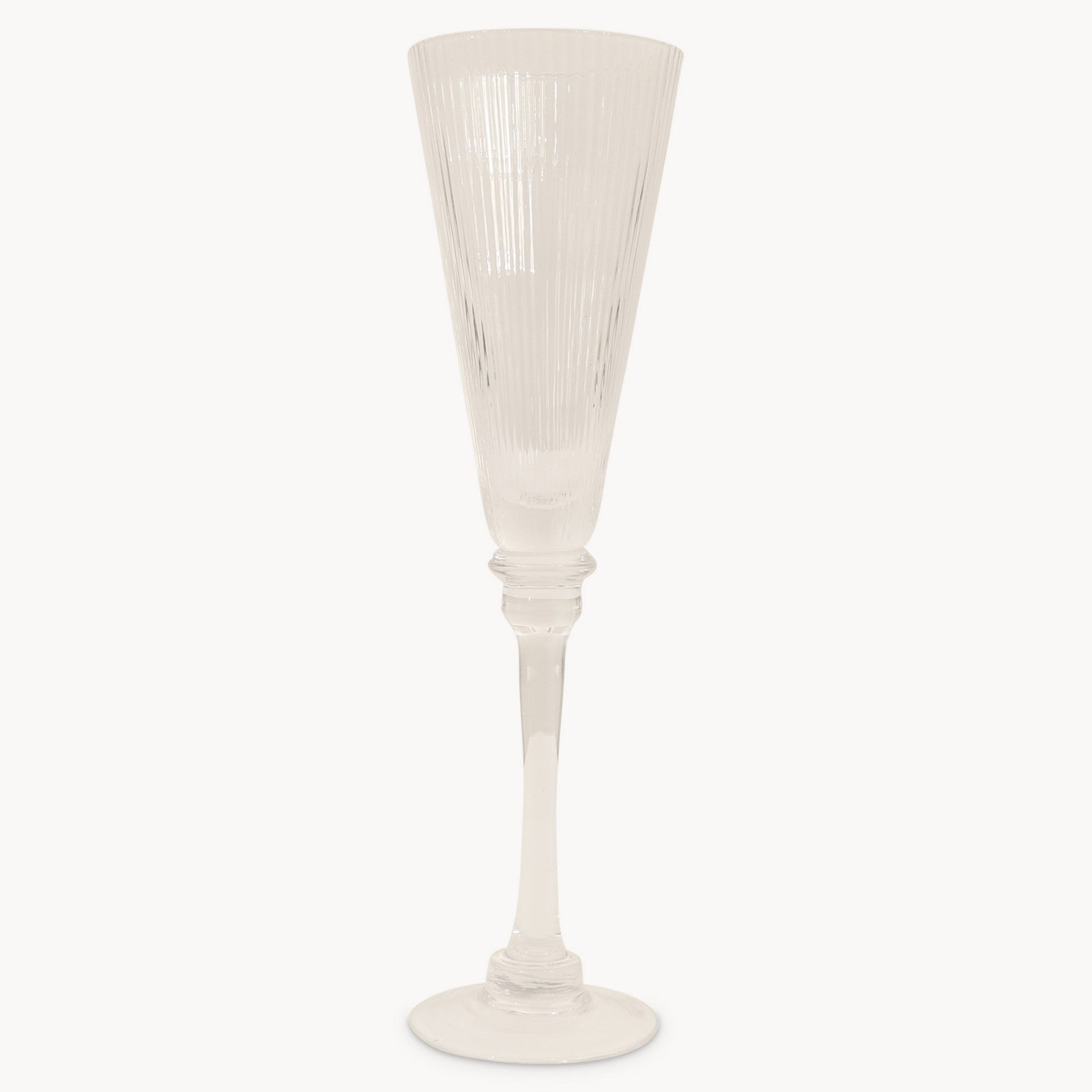 McGregor Thin Ribbed Champagne Glass