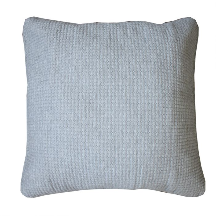 Leah Sham Cushion - Grey