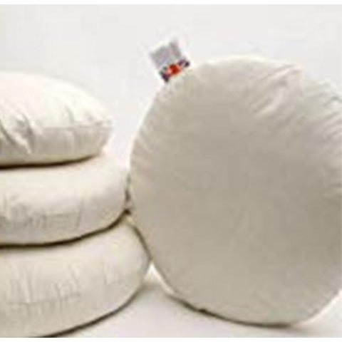 Round Feather Cushion Pad