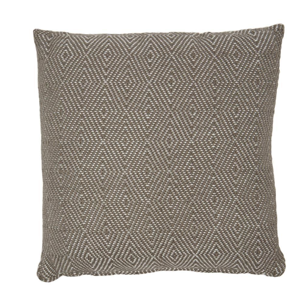 Lightweight Diamond Monsoon Cushion