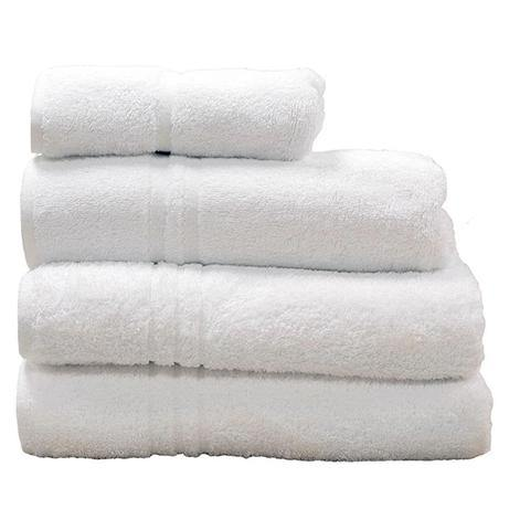 70x140/Bath Towel Deluxe White