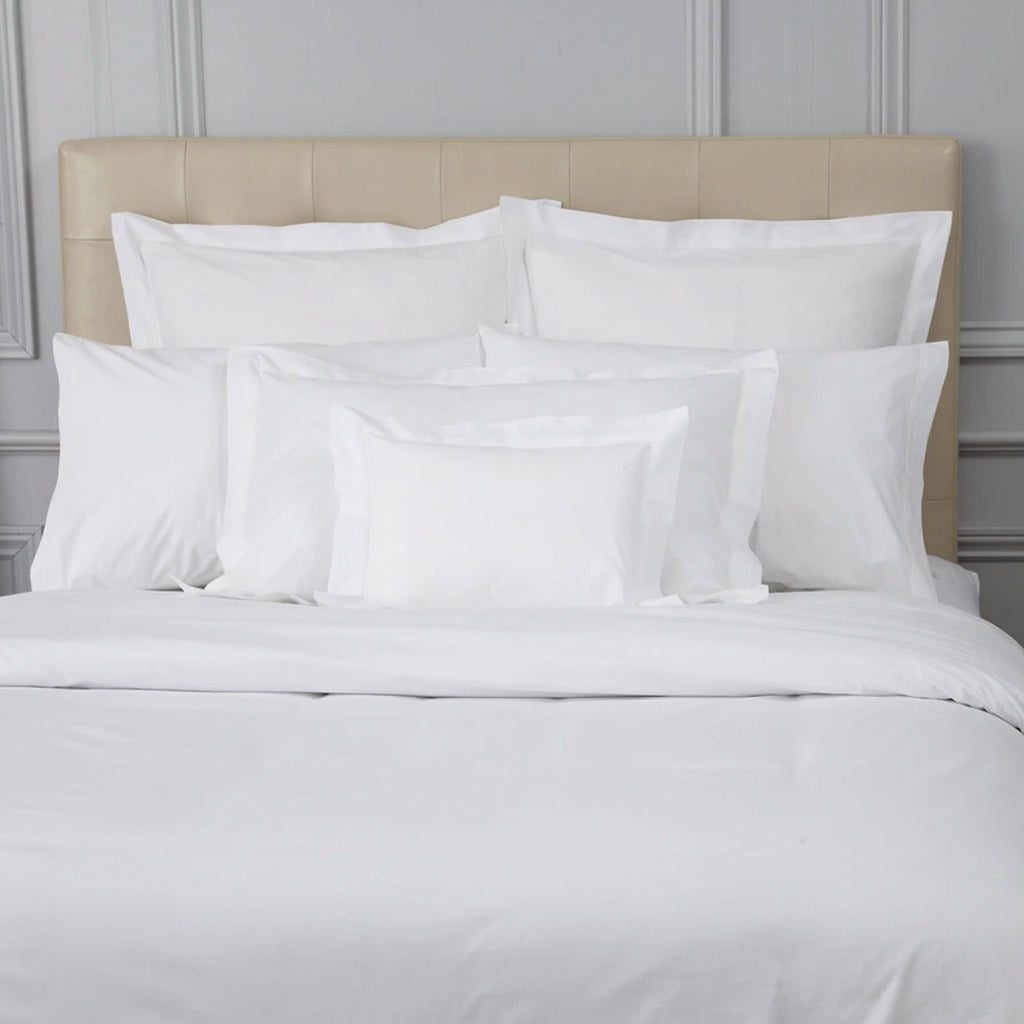 Super King Duvet Cover / White