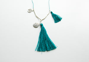 Bali Charm Necklace
