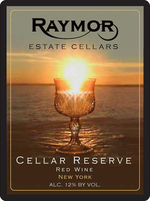 Cellar Reserve Red Wine.