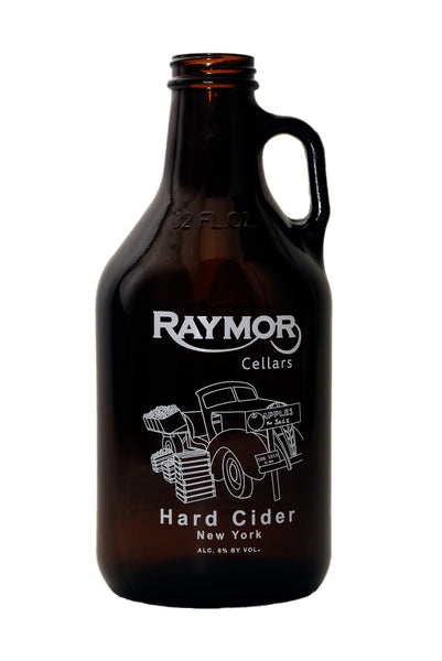 Hard  Apple Cider - Barrel