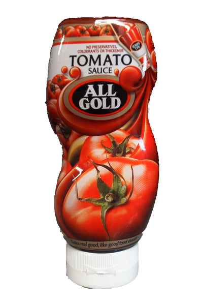 All Gold Tomato Sauce 500gm (Squeeze)