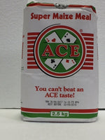 Ace Maize Meal 2.5kg (Clear Plastic Bag)