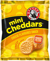 Bakers Mini Cheddars