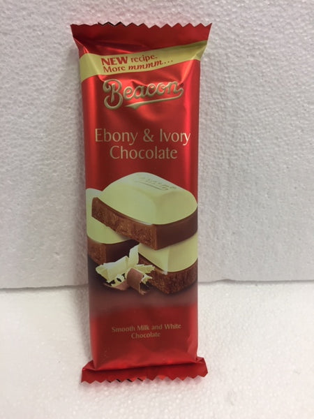 Beacon Chocolate Ebony & Ivory 80gm