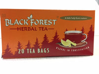 Black Forest Teabags 20's