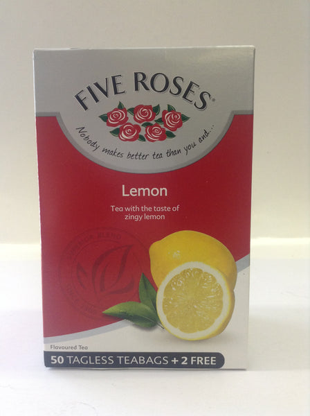 Five Roses Teabags 20's - 50gm