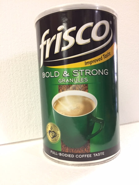 Frisco Instant Coffee Bold & Strong