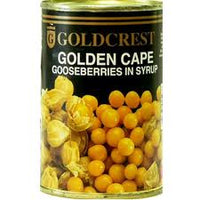 Gold Krest Gooseberries in Syrup 410gm