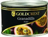Gold Krest Granadilla Pulp 110gm