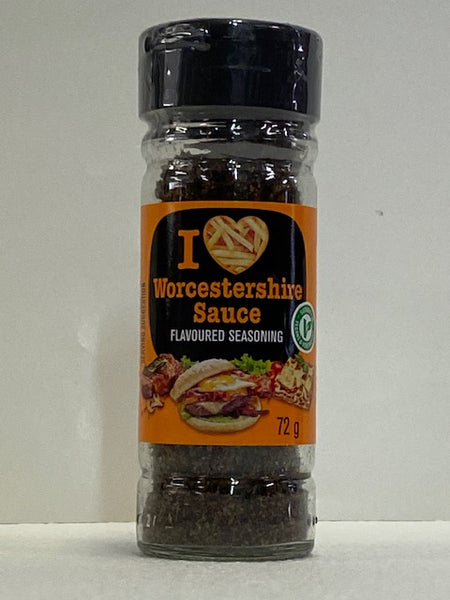 I Love Worcestershire Sauce Seasoning 72gm