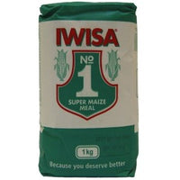 Iwiza Maize Meal