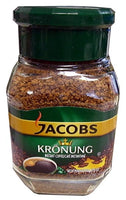Jacobs Kronung 100 % Freeze Dried Instant Coffee 200gm