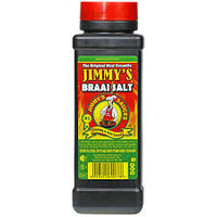 Jimmy's Braai Salt 500gm