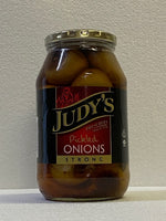 Judy's Pickled Onions