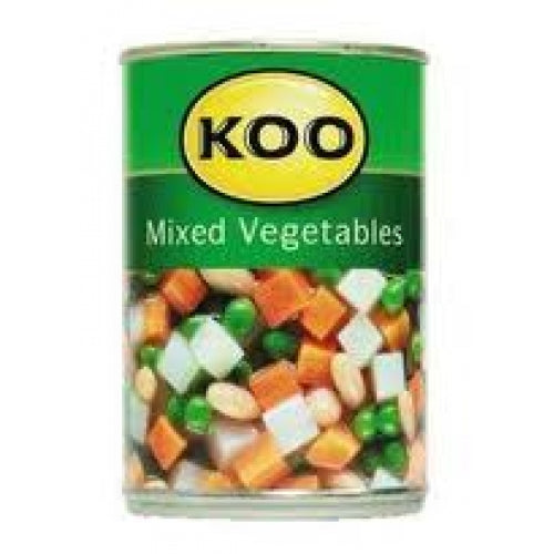 Koo Mixed Vegetables 410gm