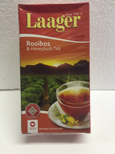 Laager Rooibos Teabags