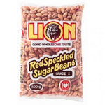 Lion Red Speckled Sugar Beans 500gm