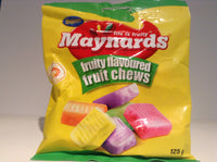Maynards Fruit Chews 125 gm
