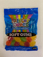 Mister Sweet Soft Gums 125gm