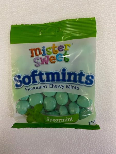 Mister Sweet Softmints Candy 120gm