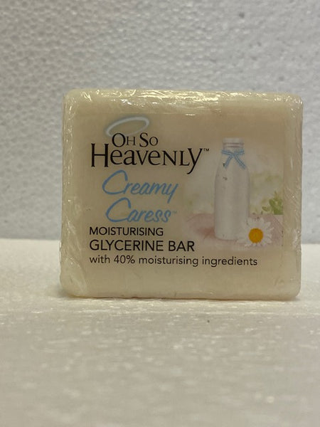 Oh So Heavenly Creamy Caress Bar Soap