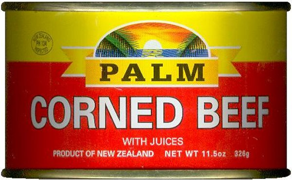 Palm Corned Beef 326 gm (New Zealand)