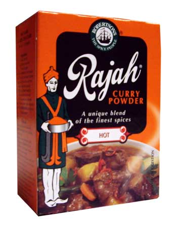 Rajah Curry Powder 100gm