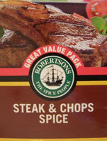 Robertsons Steak & Chops Spice Refill