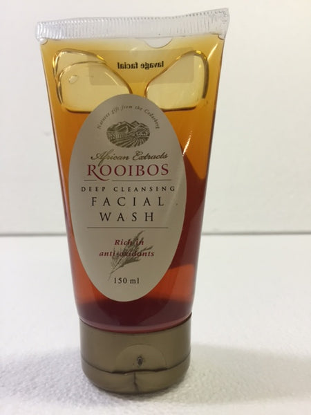 Rooibos Deep Cleansing Facial Wash 150ml
