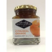 SSA Citrusdal Orange Marmalade Jam 290gm