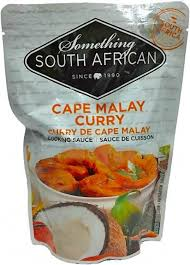 Something South African Cooking Sauce 400gm