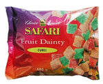 Safari Minced Fruit Cubes 250gm