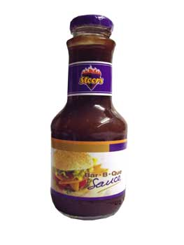 Steers Sauce 375gm (Bottle)