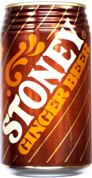 Stoney Ginger Beer (can) 300ml
