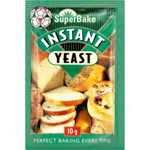 SUPERBAKE INSTANT YEAST 10 gm
