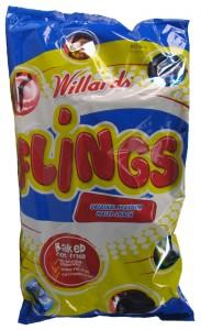 Willards Flings 150gm (Best Before Feb 8, 2021)