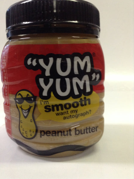 Yum Yum Peanut Butter 400gm
