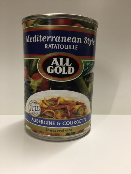 All Gold Mediterranean Ratatouille 410gm