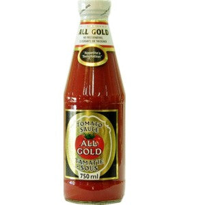 All Gold Tomato Sauce 700gm (Bot)