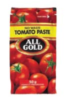 All Gold Tomato Paste 100gm